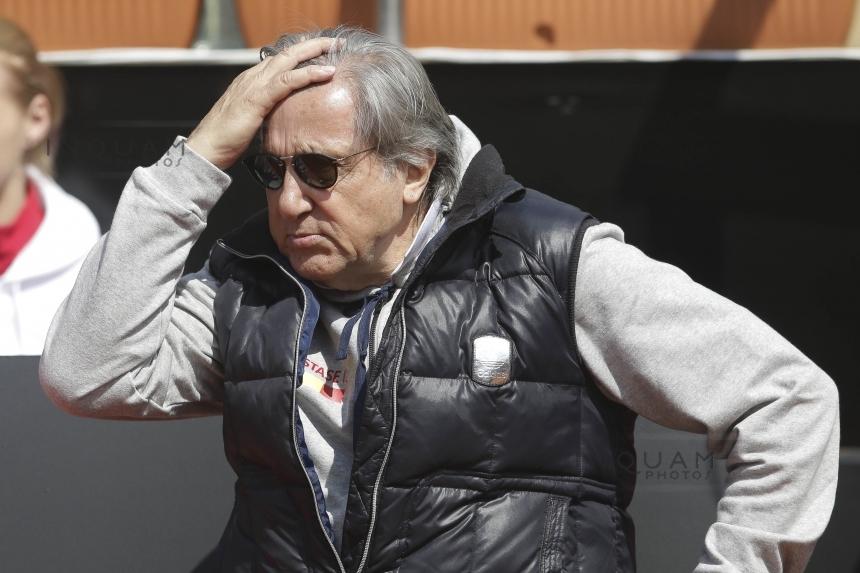 UPDATE – Ilie Năstase s-a dat în spectacol la FedCup. Pe cine a înjurat căpitanul echipei României
