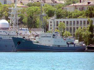 Cum au scufundat oile româneşti o navă rusească de spionaj în Marea Neagră (video) dosare ultrasecrete exclusiv zv