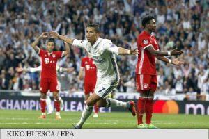 Champions League. Real Madrid - Bayern Munchen, scor 4-2