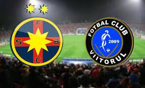 Liga I, etapa 7 play-off. Steaua - Viitorul