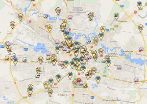 Gradul de congestie a traficului în București ar crește cu 10 20% fără Waze it