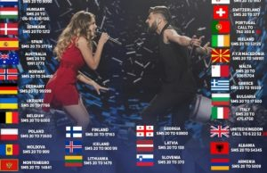 Eurovision 2017, finala. Ilinca şi Alex Florea