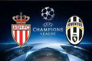 Champions League. Monaco - Juventus