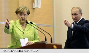 Ce i a spus Merkel lui Putin la întâlnirea de la Soci geopolitica