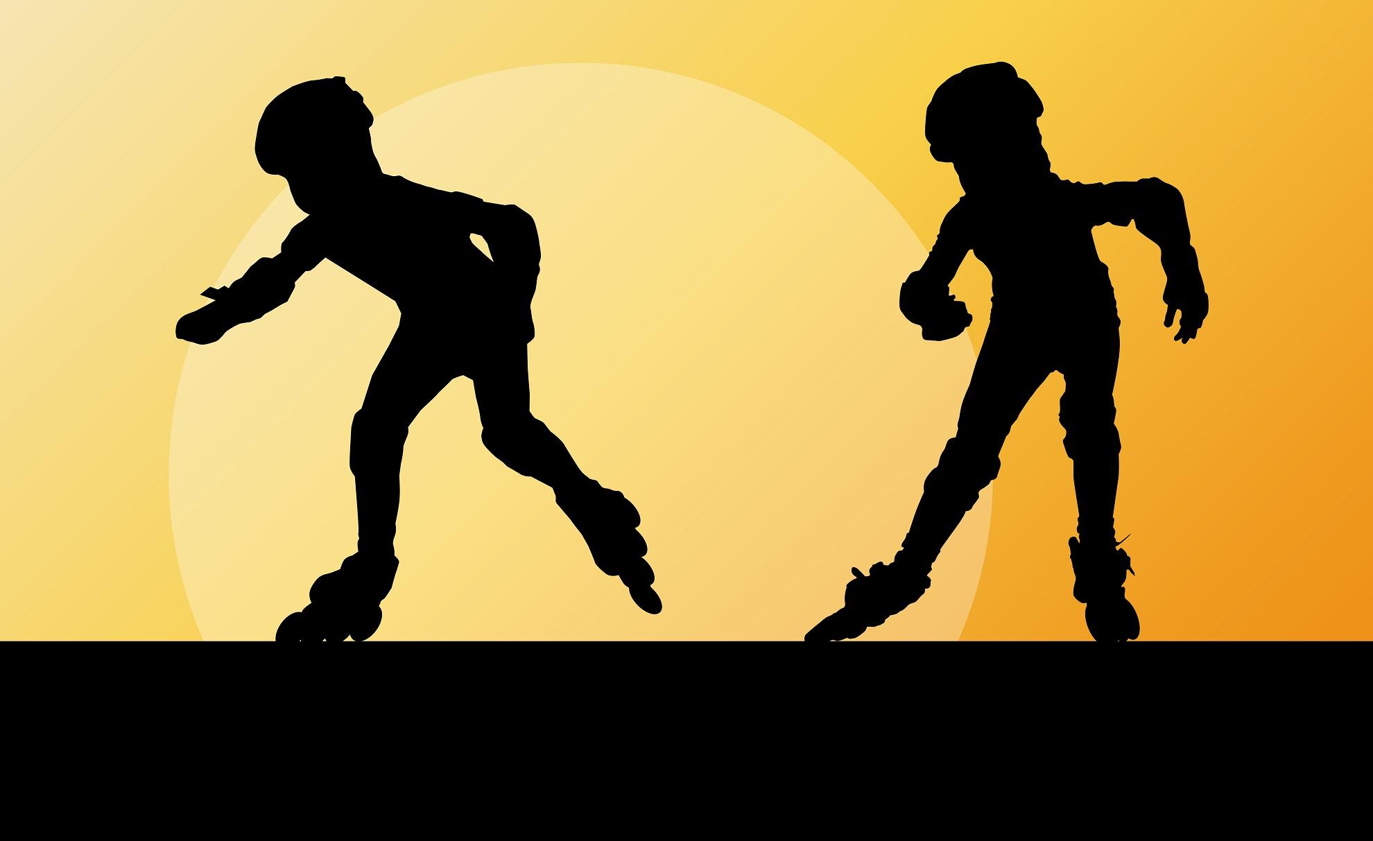 Joaca in aer liber. Patine cu rotile – cum le alegem si de ce?