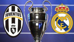 Juventus Torino - Real Madrid