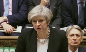 May, înfrântă în alegerile anticipate din M.Britanie externe