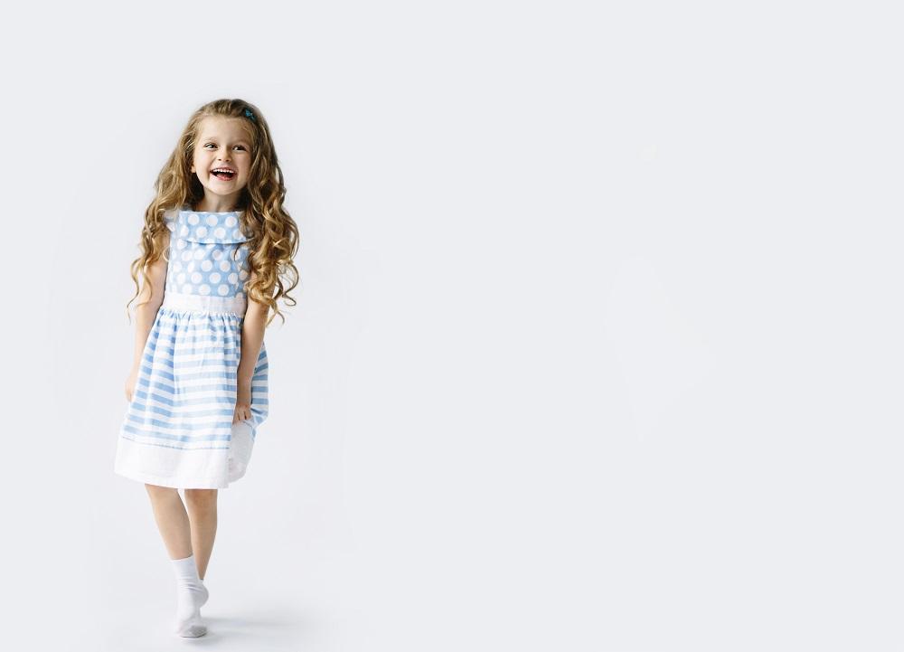 In cautarea rochitei pentru copii perfecte