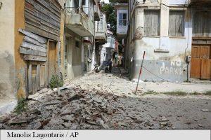 Cutremur de 6,3 în Marea Egee, resimțit în Grecia și în Turcia externe