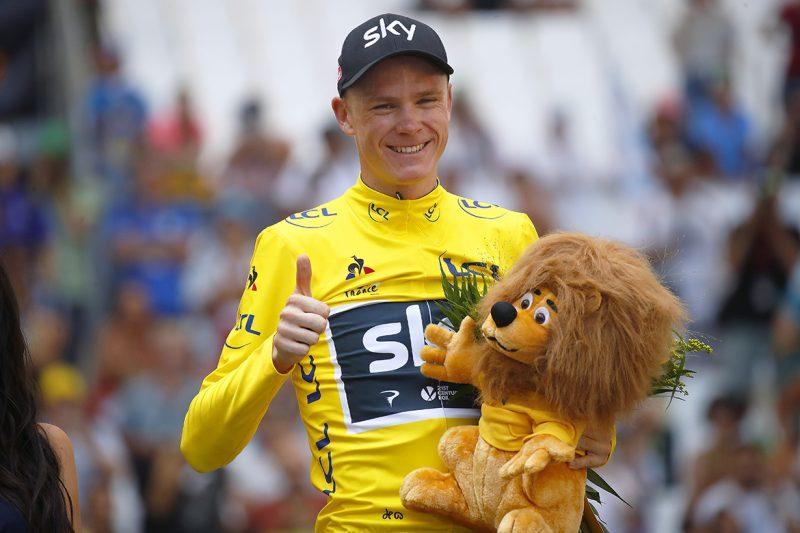 Chris Froome a câştigat Turul Franţei