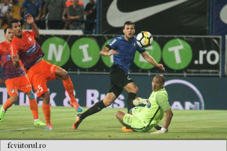 Champions League. Viitorul – APOEL Nicosia, scor 1-0 (video)