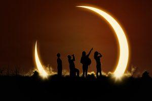 Eclipsă totală de Soare în SUA pe 21 august 2017