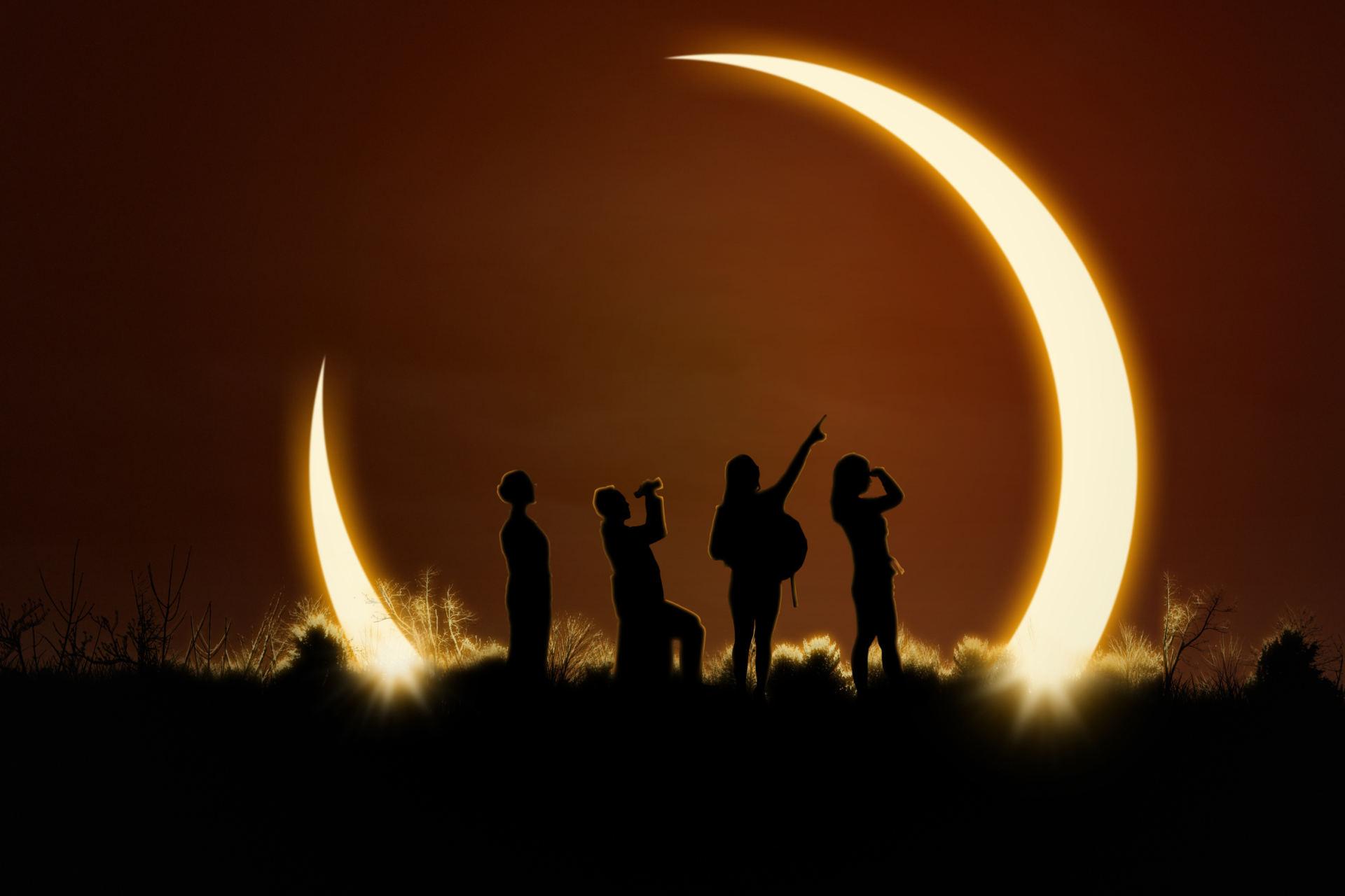 Eclipsă totală de Soare în SUA pe 21 august 2017 (live video)