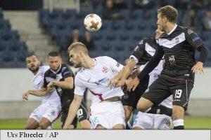FCSB - FC Luganoa