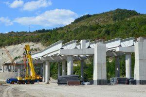 Viaduct Șoimuș, km 97, lot 4
