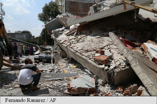 UPDATE – Cutremur devastator în Mexic