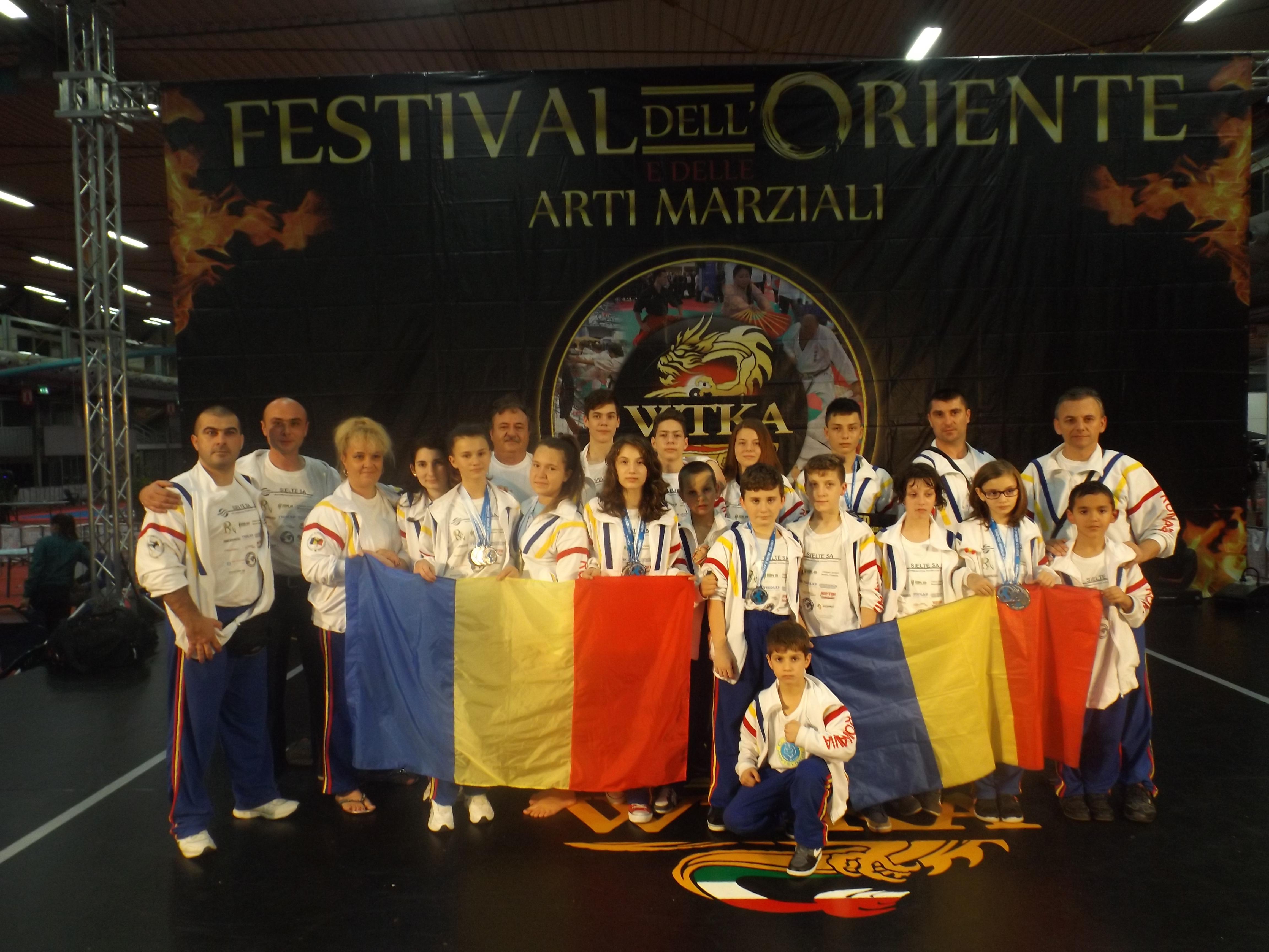 România participă la Campionatul Mondial Unificat de Arte Marţiale
