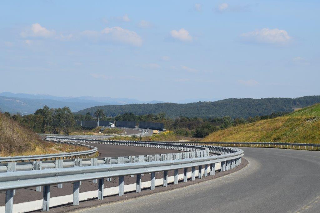 Autostrada zona Lăpugiu, km 61, lot3