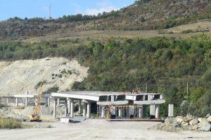Lucrări viaduct km 97, lot 4