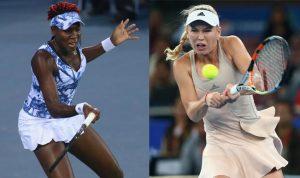 Venus Williams - Caroline Wozniacki