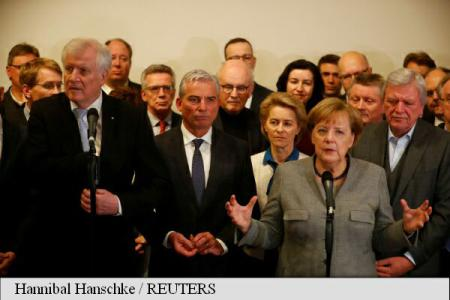 "Angela Merkel ""deplânge"" eșecul negocierilor guvernamentale"