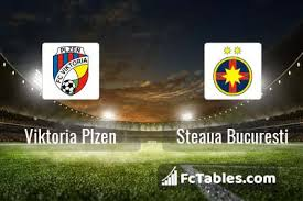 Viktoria Plzen - Steaua