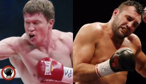 Cristian Ciocan vs. Aleksandr Povetkin