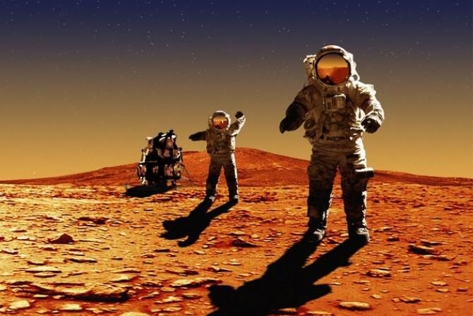 Donald Trump va trimite astronauții pe Lună și pe Marte