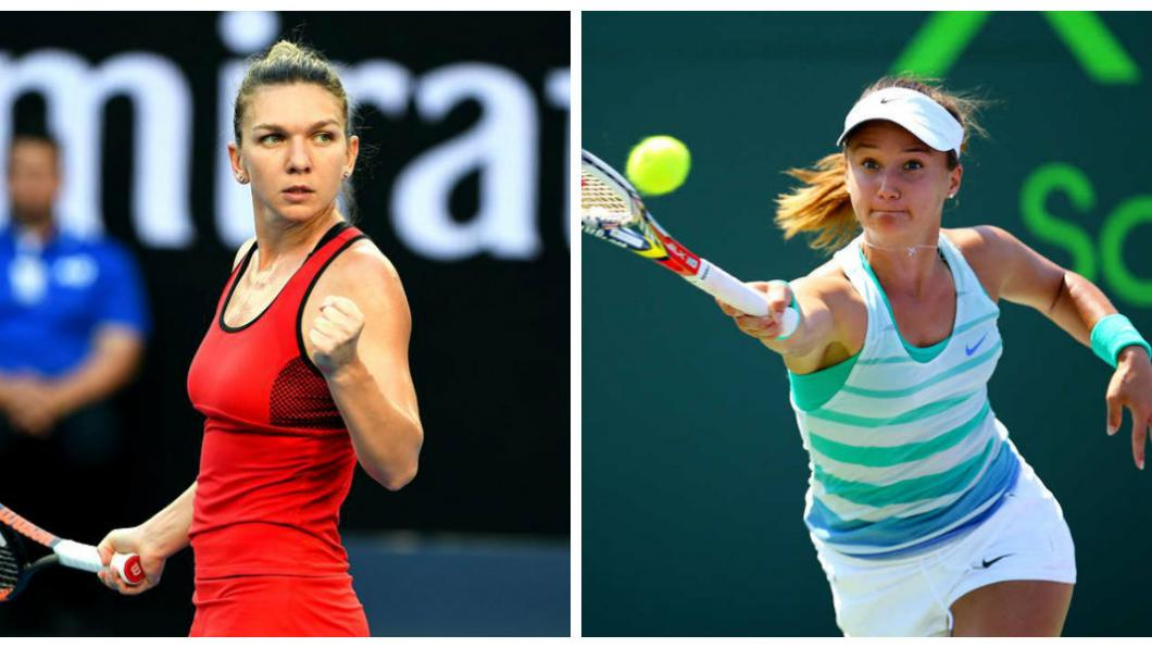 Australian Open. Simona Halep – Lauren Davis, scor 4-6, 6-4, 15-13 (video)