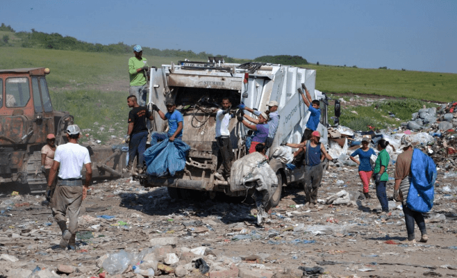 România va ajunge să nu mai aibă unde depozita gunoiul