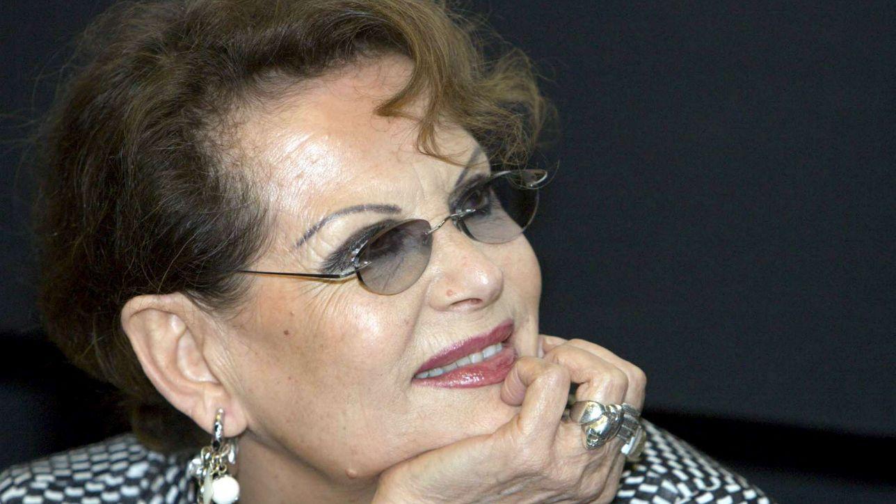 Cum arată Claudia Cardinale la 80 de ani