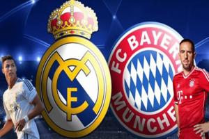 Real Madrid – Bayern Munchen