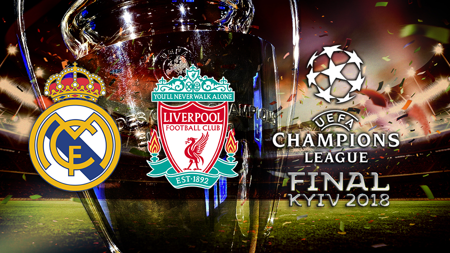Champions League. Real Madrid – Liverpool (live video)