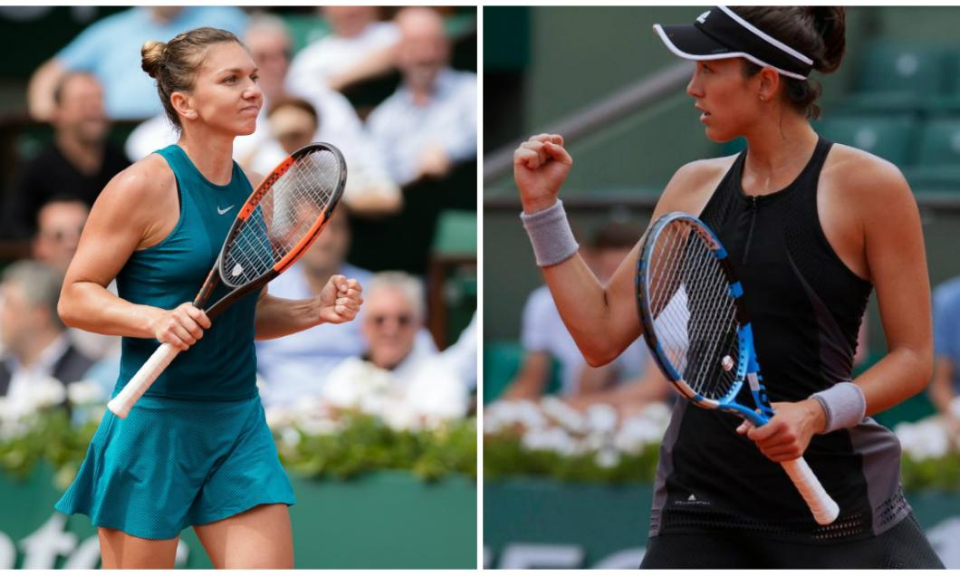 Roland Garros. Simona Halep – Garbine Muguruza, SCOR 6-1, 6-4