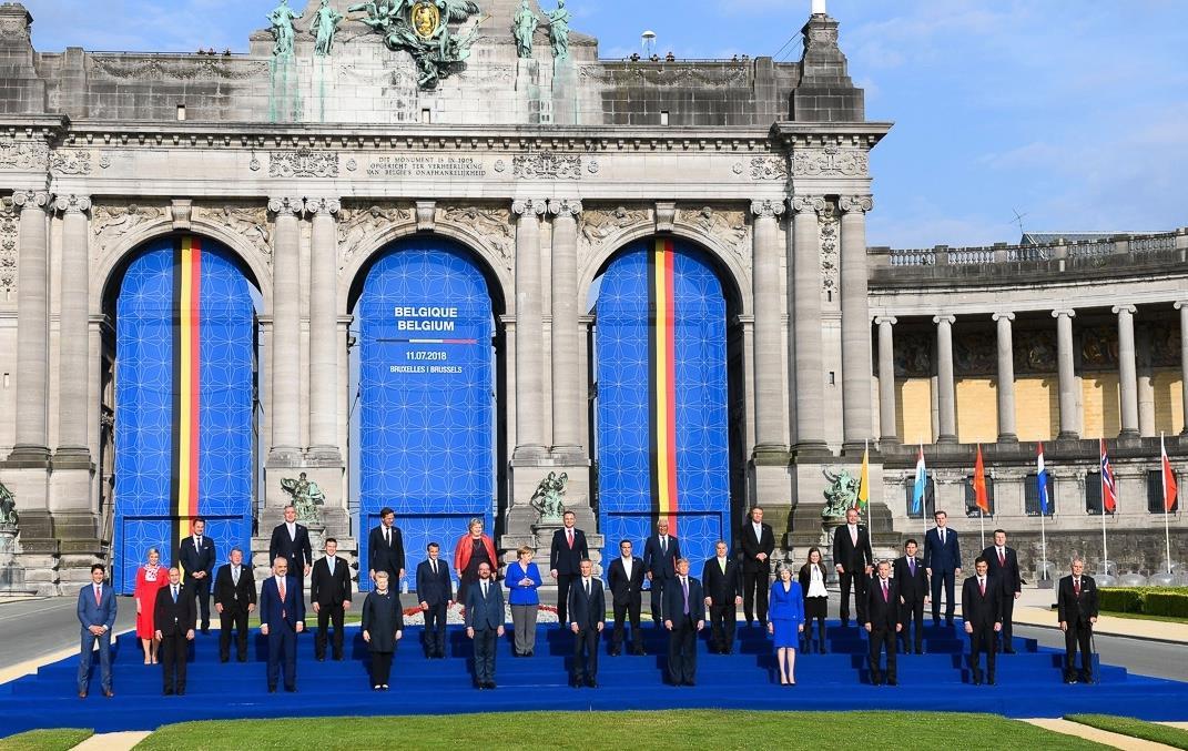Ce decizii s-au luat la Summitul NATO de la Bruxelles