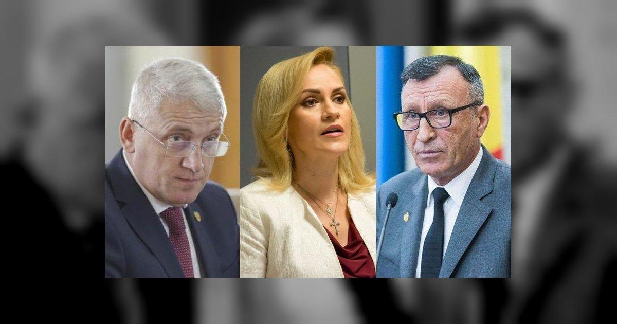 Scrisoarea celor trei din PSD și reacția lui Dragnea