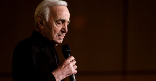 Charles Aznavour a murit
