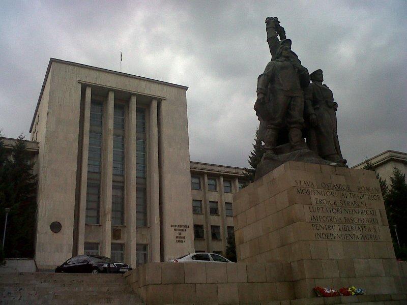 Adunarea Generală a Fundației Colegiului Național de Apărare
