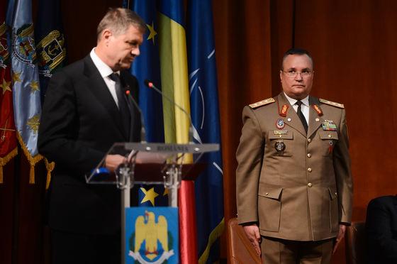 MApN a depus plângere pentru revocarea generalului Ciucă