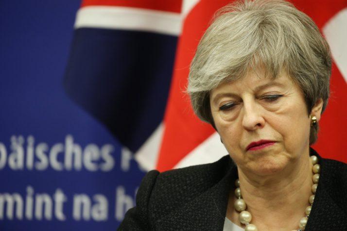 Acordul privind Brexitul a fost respins de Camera Comunelor