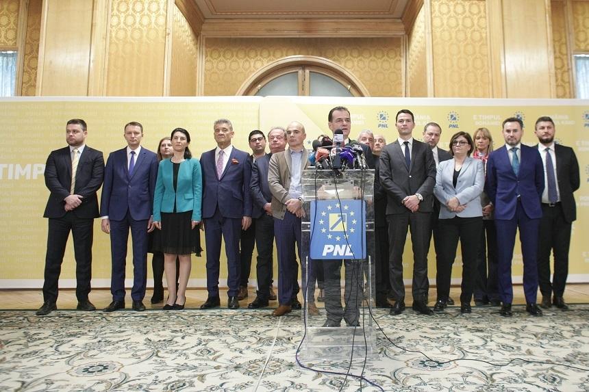 Lista PNL pentru alegerile europarlamentare