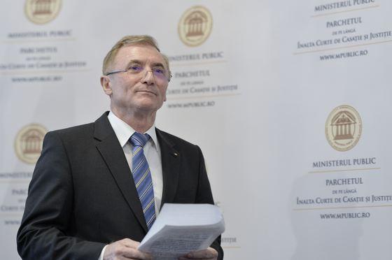 Augustin Lazăr a depus cerere de pensionare