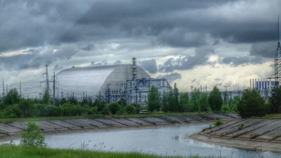 Praful radioactiv de la Cernobîl este încă o problemă serioasă