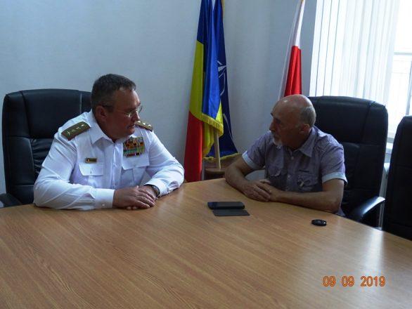 Interviu cu generalul Nicolae Ciucă, șeful Armatei României