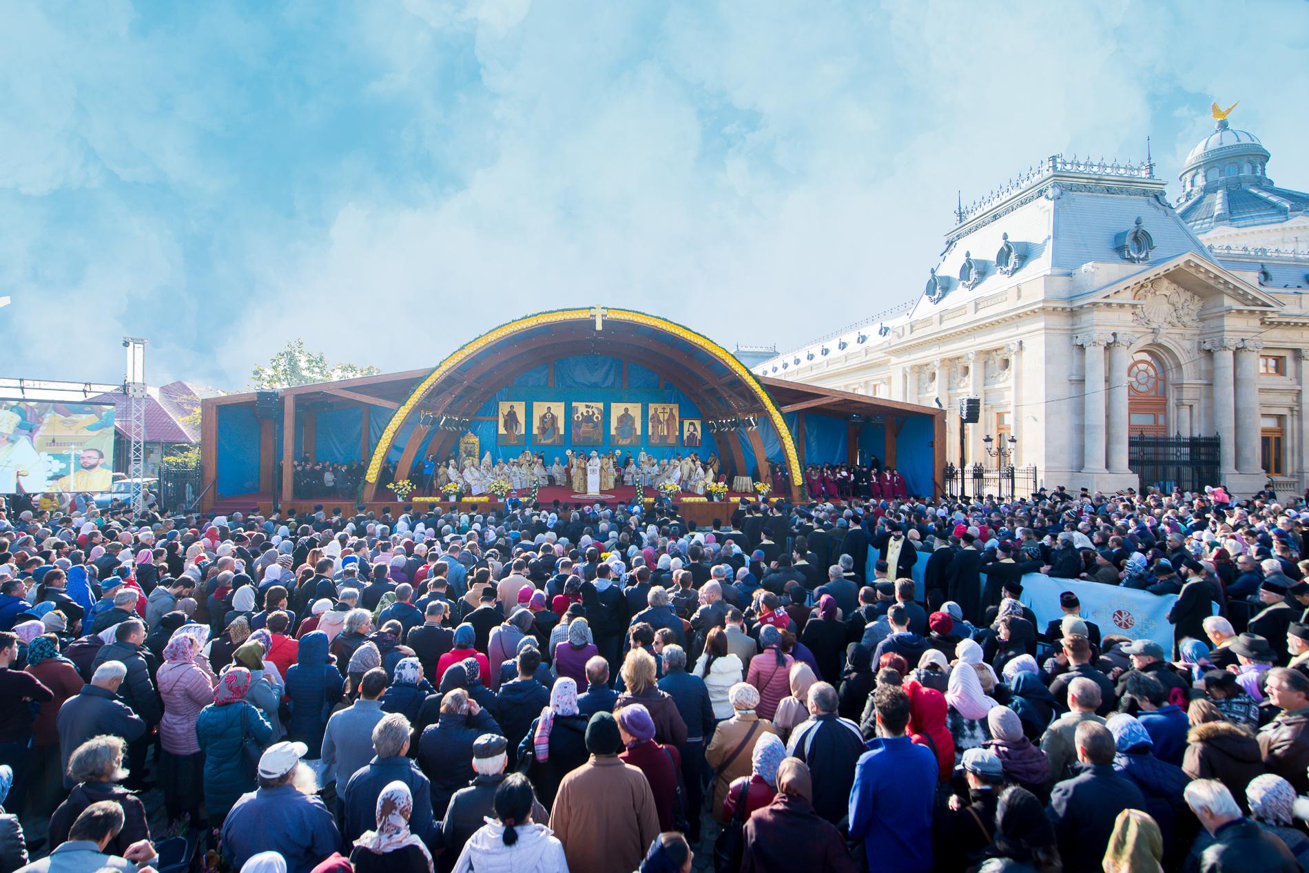 Programul sărbătorii Sfântului Dimitrie cel Nou
